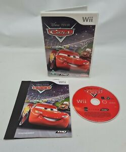 Cars (Disney / Pixar) Wii Nintendo Original Game Pal