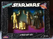 Star Wars Bend-Ems Collectible Set of 4 Item #12402 by Justoys New Box Not Mint