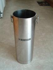 Delaval stainless steel moisture trap milk can milker bucket pail bulk tank
