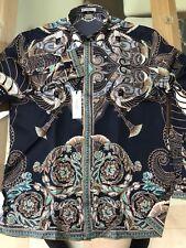 🌟🌟🌟Stunning Versace Silk Shirt, Size 41, RRP £820🌟🌟🌟