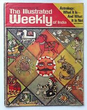 The Illustrated Weekly of India 1980 Astrology : What It Is- And What It Is Not