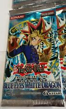 Booster YuGiOh! Legend of Blue Eyes White Dragon - English Edition