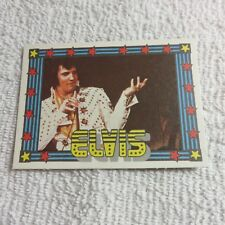 1978 Monty Gum - ELVIS PRESLEY - Club Card From Holland - (Blank Back) - Card 25