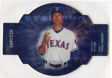 2014 Bowman Sterling Japan Darvish Die Cut Refractor 4 Yu Darvish 5/25