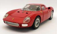 Hot Wheels 1/18 Scale Diecast Car - 23914 - 1964 Ferrari 250 LM Red