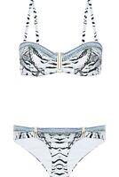 Camilla Franks Wild Belle U Ring Bandeau Bikini- Size XS