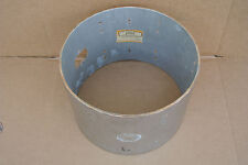 """RECOVER/REFINISH PROJECT? 70's GRETSCH 13"""" TOM SHELL for YOUR DRUM SET! #V448"""