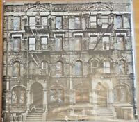 Rare Led Zeppelin Physical Graffiti Double Album 1st Uk Pressing SSK89400 Ex