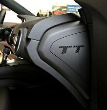 Audi TT 8S FV TTS TTRS RS Roadster Logoeinleger Dekoreinlage Echtcarbon Carbon