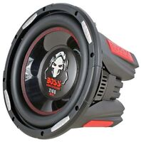 "Boss Audio P106DVC PHANTOM 10"" 2100 Watt Dual 4-Ohm Subwoofer Car Stereo Sub"