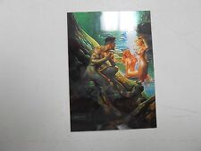 1993 Boris 3 Chromium chase insert card C3 Sytyr! Boris Vallejo! NM/MN! LOOK
