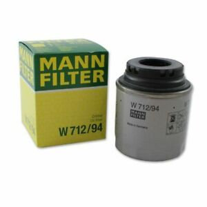 Mann Oil Filter fits VW GOLF VI 517, Mk4 1.4 TSI