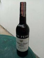 Tio Pepe Gonzalez Byass Jerez Sherry 15% Jusqu Muy Seco Vin Liqueur Vintage