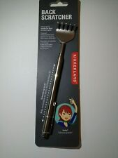 """Kikkerland Back Scratcher Telescopic Metal Clip Expands to 20"""" - Free Shipping"""