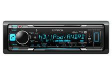Kenwood KMM-BT518HD Digital Media Receiver w/Built-in Bluetooth & HD Radio