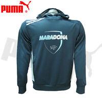 New!Puma Men's Diego Maradona Sweatshirt Hoody Size L/XL/XXL Navy