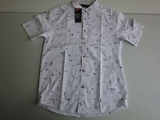 Under Armour Men's Legacy Woven Short Sleeve Fishing Button Up NWT 2019