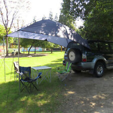 Grey Rooftop SUV Shelter Truck Car Tent Trailer Camper Outdoor Camping Canopy