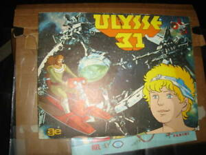 Album quasi vierge ULYSSE 31 Panini ( no Popy ) bon de commande présent