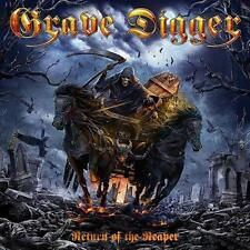 Return Of The Reaper (Ltd.2LP Black Vinyl) von Grave Digger (2014)
