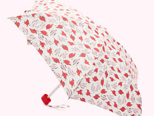 Lulu Guinness ' BEAUTY SPOT' TINY UMBRELLA