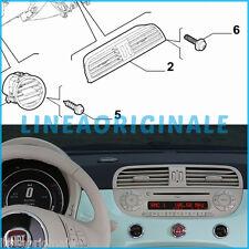 Diffusore bocchette centrali prese aria interne FIAT 500
