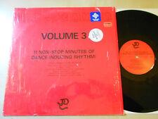 The JDG Mixeur-volume 3-vinyl, us, vg + +