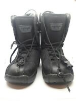 Lamar Boys Girls Snowboard Boots FORCED LINERED JR SZ - see pics for flaws