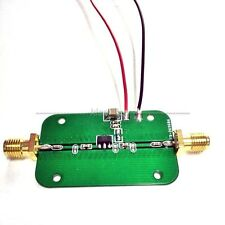 2MHz-1000MHz Low Noise Broadband RF Signal Amplifier FM HF Amplifier Gain +22dB