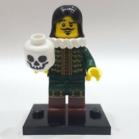 "LEGO Collectible Minifigure #8833 Series 8 ""THESPIAN"" (Complete)"