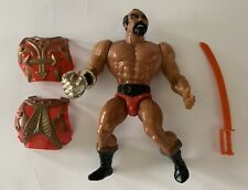 1983 Jitsu He Man MOTU Masters of The Universe Action Figure