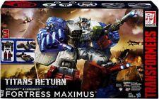Transformers Titans Return Titan Class FORTRESS MAXIMUS - NEW IN BOX SEALED