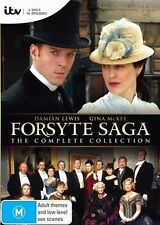 The Forsyte Saga: Complete Collection (DVD, 4-Disc Set) Region 4- New/Sealed