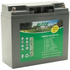 12V 18AH GEL Battery for Mobility Scooter   V