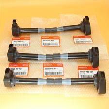 Set of 6 Pcs Ignition Coils 30520P8Fa01 Fit For 99-09 Honda V6 3.0 3.2 3.5L