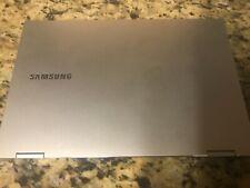 "Samsung Galaxy Book Flex Alpha 2-in-1 13.3"" QLED Touch Laptop - Intel Core i5 -"