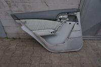 Mercedes W220 CLASSE Carenatura Posteriore Sinistra Pannello Porta Grigio/Bianco