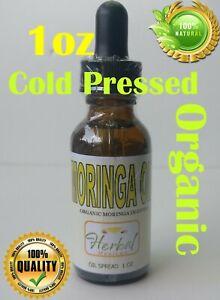 Aceite de Moringa, Moringa Oil, Piel Radiante, Cabello Hermoso, Anti aging 1oz !