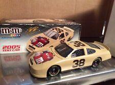 M & M 2005 Action 1:24 Elliott Sadler Ford M & M's Diecast Test Car #38 1 of 936