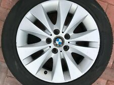 "BMW 5 SERIES SE STYLE 116 E60 E61 17"" ALLOY WHEEL & TYRE 6758775 7.5Jx17 IS20 #6"