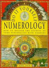 Do It Yourself Numerology: How to Unlock the Secrets of Your P ,.9781862042988