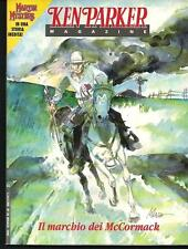 Ken Parker Magazine n. 26 : Il marchio dei McCormack + storia di Martin Mistère