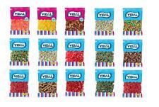 Vidal Sugar Gummy Candies Kosher Different Flavor & Shape By Weight