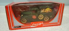 Rare Ford V8 Delivery Truck Coca Cola Die Cast - Solido *Fast Free Shipping