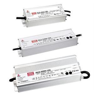 MeanWell LED Netzteile HLG Serie IP65 IP67 Trafo Treiber Stromversorgung
