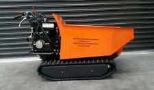 Brick trolly brick cart skid steer mini dumpers 4x4 power barrow electric start
