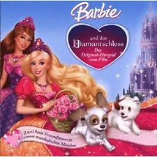 BARBIE - BARBIE DIAMANTSCHLOSS ORIGINAL HÖRSPIEL ZUM FILM  CD NEU