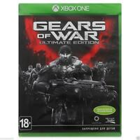 Gears of War Ultimate Edition (Xbox One, 2015) Russian,English version