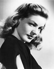 Lauren Bacall 2 Film Star Glossy Photo Print A4 reproduction picture