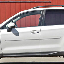 SUBARU FORESTER 2009 - 2018 PAINTED BODY SIDE MOLDING FE-FORESTER